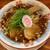 麺屋 隊長 - 料理写真:中華そば(750円)