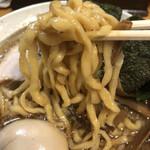 パワー軒 - 極太平打ちちぢれ麺