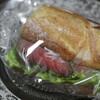 Pankoubouporan - 料理写真:自家製ローストビーフサンド