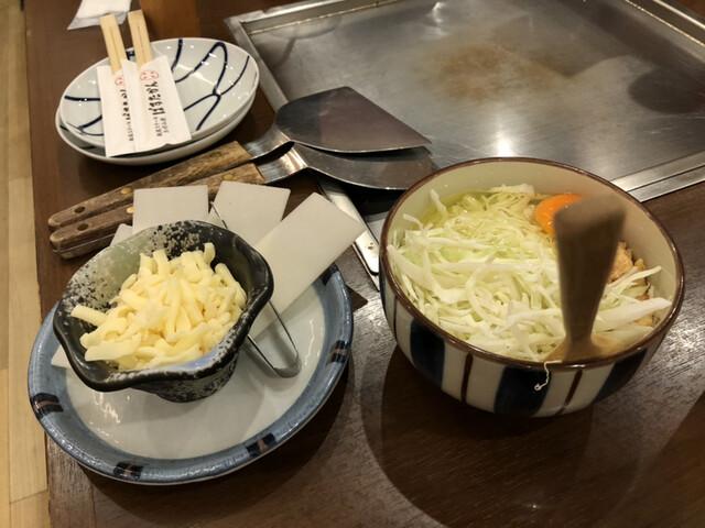 新宿ぱすたかんの料理の写真