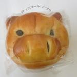 パティスリー ル・ド・ブリク - 冬のぶたパン