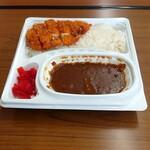 日乃屋カレー - ささみチーズカツカレー