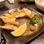 春駒 - 地鶏の塩焼き
