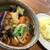 カレー気分 - 料理写真:チキン野菜(1,220円)