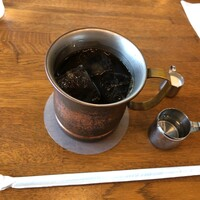 メルシー-アイスコーヒー
