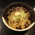 そば処 弁菜亭 - 料理写真:天ぷらそば