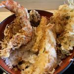 天ぷら 福たろう -