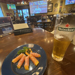 IRISH PUB Peter Cole - 店内