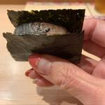 137053157 - 鯖の棒寿司