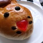 Nikkunikkuburanje - 干支「ね」のパン