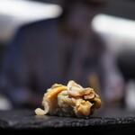麻布十番松栄寿司 - あさり