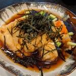 達磨 - 揚げだし豆腐