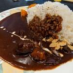 達磨 - 絶品黒カレー
