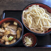 うどん本舗 - 料理写真:「肉汁うどん 中」800円