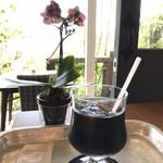 パルダリウムカフェ - ドリンク写真:アイスコーヒー