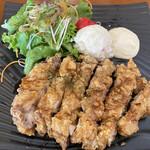 mitsuboshiyatai - チキン南蛮定食780円