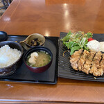 mitsuboshiyatai - チキン南蛮定食780円全容