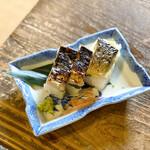 137061732 - 焼鯖寿司