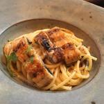 イタリア食堂SORA - 鰻のパスタ