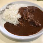 カレー専門店 横浜 - 料理写真:ビーフカレー辛口