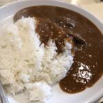 カレー専門店 横浜 - ビーフカレー普通
