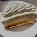 元町ケーキ - レアチーズケーキ
