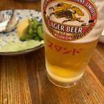 京極スタンド - ドリンク写真: