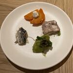 TRATTORIA M KYOTO - 前菜