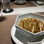 中国料理 翡翠宮 - 混ぜ麺