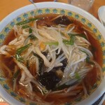 玲鈴 - サンマー麺