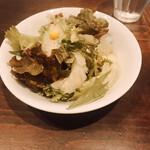 ピッコロ・カスターニャ - 料理写真:サラダ