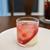 アツシハタエ - 料理写真:桃のコンポートと大葉のジュレ