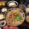 Tsuyamajoutoutoufuchaya - 料理写真:日曜のランチ
