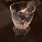137082141 - 箕面ビールのお猪口