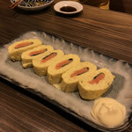 魚房三徳 - 明太だし巻き