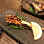 魚房三徳 - 鰯明太子
