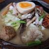 ラーメン村主亭 - 料理写真:・ちゃんぽん 750円