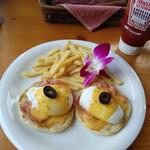 ハワイアンカフェ HONU -