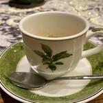 クリマ ディ トスカーナ - エスプレッソW このカップはずっと使っていただきたいです 楠亭から譲り受けた伝統をいつまでも継承して下さい       <(_ _)>