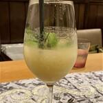 クリマ ディ トスカーナ - お店特製ジンジャーレモン 他では飲めないこの味は癖になりそうです!(^^)!