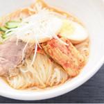 パンチャンとジョン - 韓国冷麺
