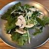 元麻布マルシェ - 料理写真:セットのサラダ