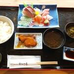 鈴木水産 - 料理写真:刺身定食