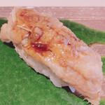 すし 堺 - 穴子のアップ