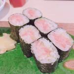 すし 堺 - ネギトロ巻き