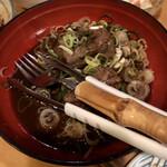 おでん&ワイン カモシヤ - テール(小)