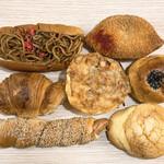 ペッパーズパントリー - 今回買ったパン