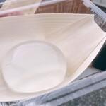 台ヶ原金精軒 - 水信玄餅 お茶付(500円)