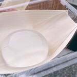 137095577 - 水信玄餅 お茶付(500円)