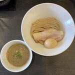 137098894 - 濃厚煮干つけ麺 1,000円